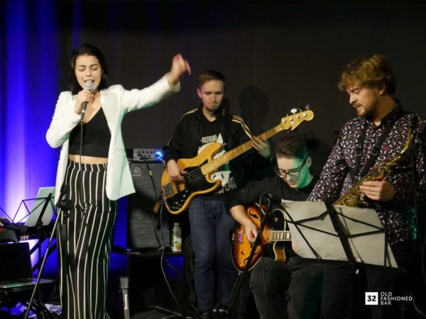 Lisa Bajrak band у 32JazzClub
