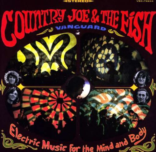 Magical Mystery Tour — Випуск 15 — Country Joe and the Fish
