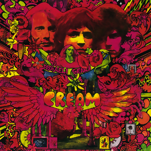 Magical Mystery Tour — Выпуск 39 — Cream