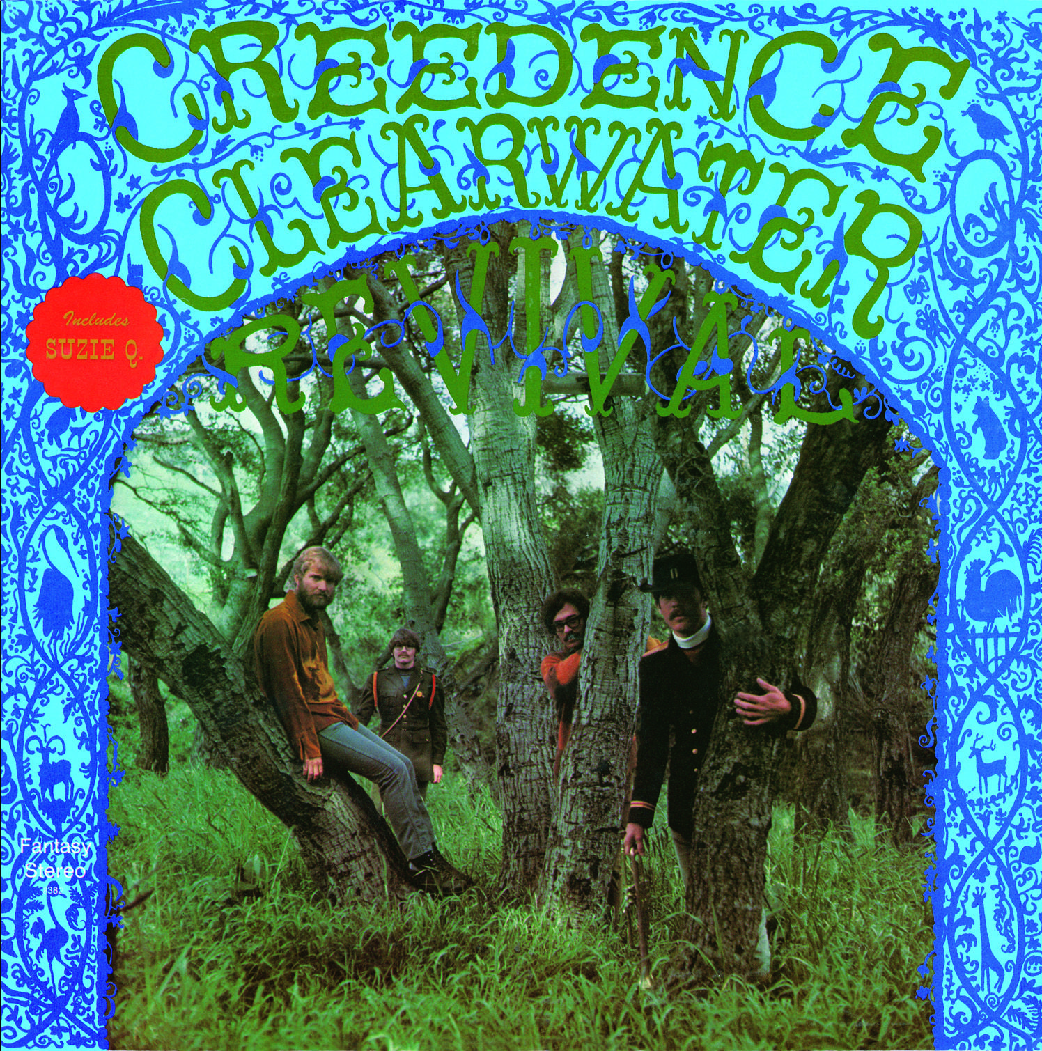 Music from Big Pink — Випуск 14 — Creedence Clearwater Revival